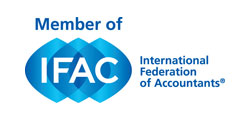 Logo International Federation of Accountants (IFAC)