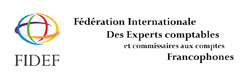 Logo Fédération Internationale des Experts-Comptables Francophones (FIDEF)